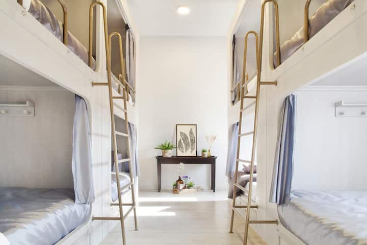 Bunk Bed in Mixed Dormitory For 2