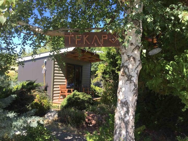 Tekapo Cabin Garden Bungalow
