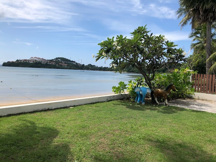 Cape Panwa Beach Front House Unit A 攀瓦海景别墅