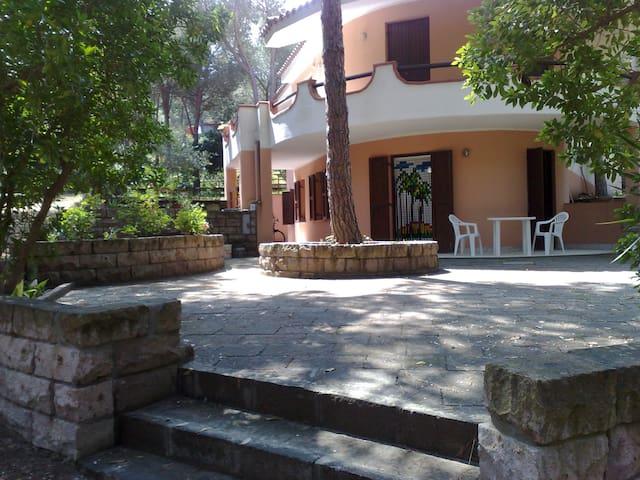 Relax tra mare e pineta - Località Is Arenas, Narbolia - วิลล่า