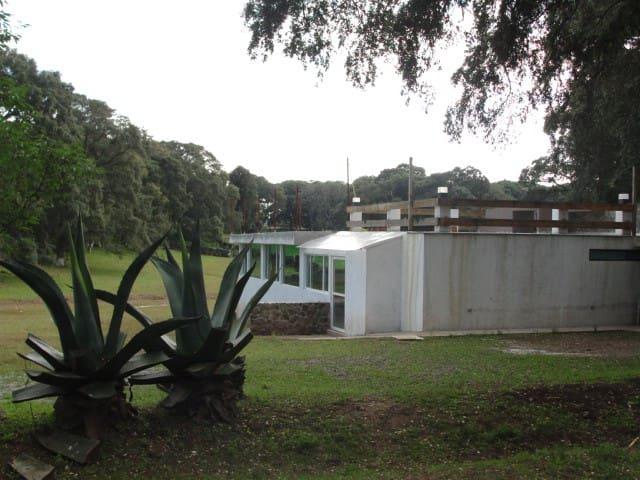 Relájate y vive la experiencia Finca Casa Grande - Ciutat de Mèxic - Allotjament sostenible a la natura