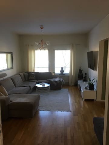 Clean condo city located - next to Avenyn/Ullevi