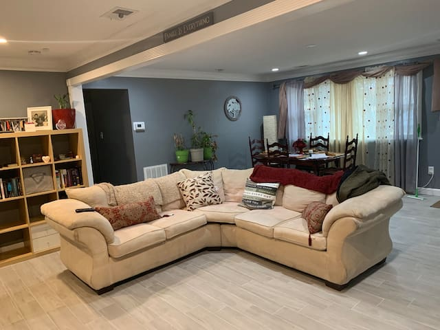 Comfort and style home away from home