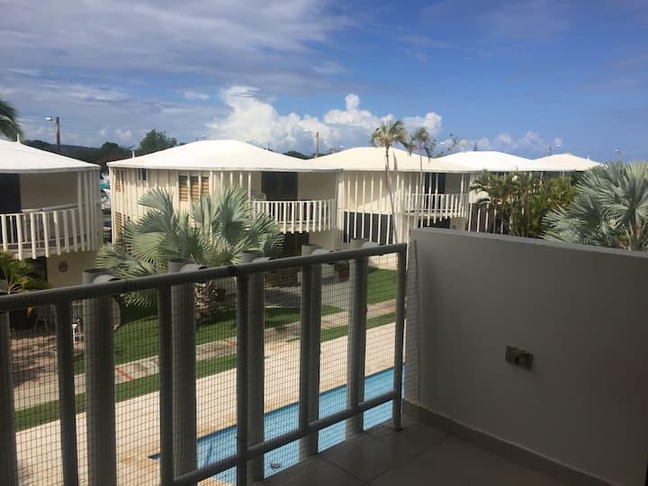 Comfort Beach Apt.- Villa Taina (Piscina abierta)