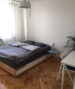 Nice room in Ursynów, bus 504 to Mordor in 9 min. - Warszawa - Apartment