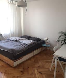 Nice room in Ursynów, bus 504 to Mordor in 9 min. - Warszawa - 公寓