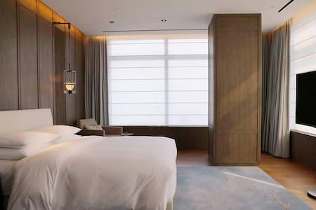 杭州柏悦酒店 出租另外一张床 - Hangzhou - Apartmen