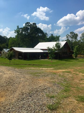 Private country apartment - Texarkana - Cabin