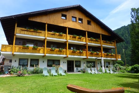 Kronplatz - settimane bianche - Niederrasen - Pousada