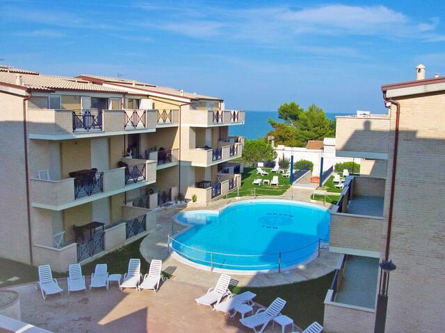 Holiday apartment Green Bay in Silvi Marina