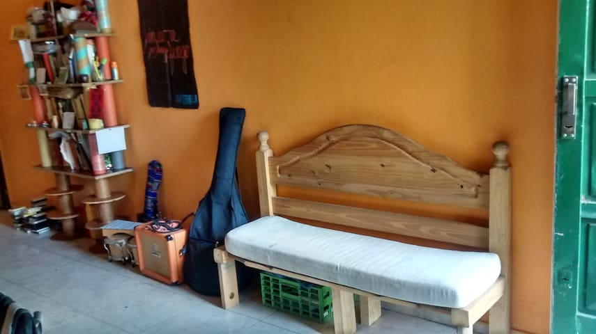 Casa dúplex acogedora, ideal para 2, tranquilidad