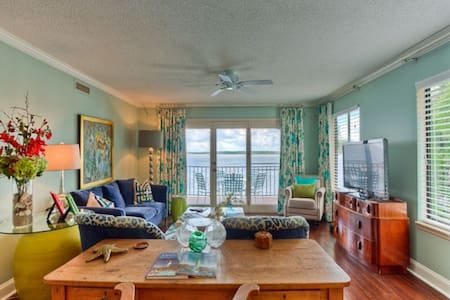 301 at Pier Pointe Beach Front - Saint Simons Island - Condominium