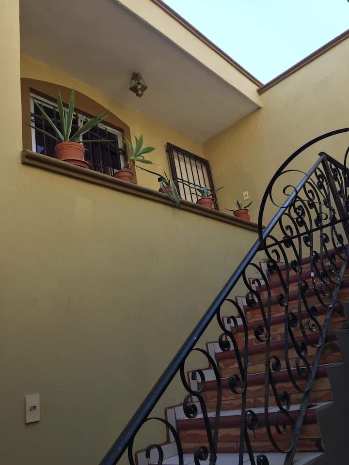 Cómoda habitación privada en Tepic