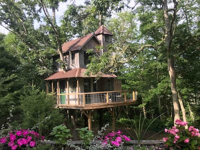 Mink Cove Treehouse