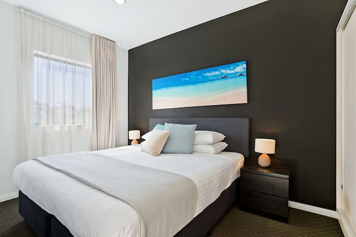 Beau Monde Apartments Newcastle - Boulevard 1BR