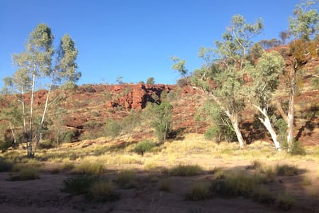 Self contained apartment near CBD - Alice Springs - Lägenhet