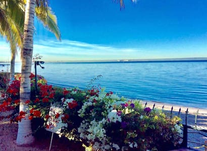 Beachfront Condo in La Paz
