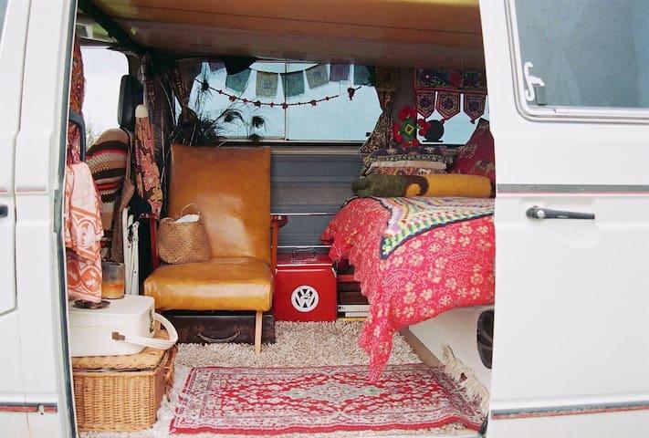 Lola the camper