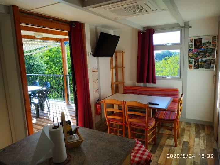 Chalet Gite proche de Montignac/Lascaux
