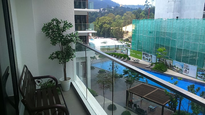 HOLIDAY HOME @ MIDHILLS GENTING (Free Wifi/NO TV)