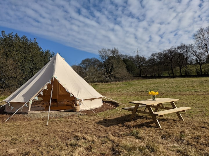 Bell Heath Country Glamping (lime)