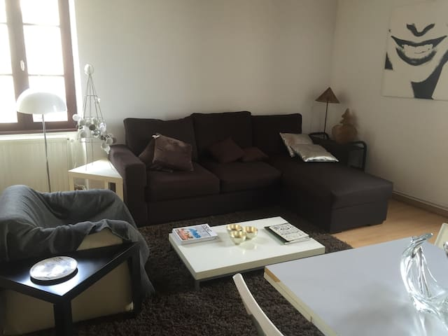 Appartement en duplex plein centre ville - La Roche-sur-Yon - Appartement