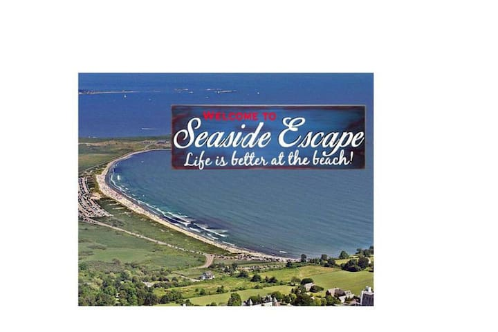 Perfect Seaside Escape - Middletown - Leilighet