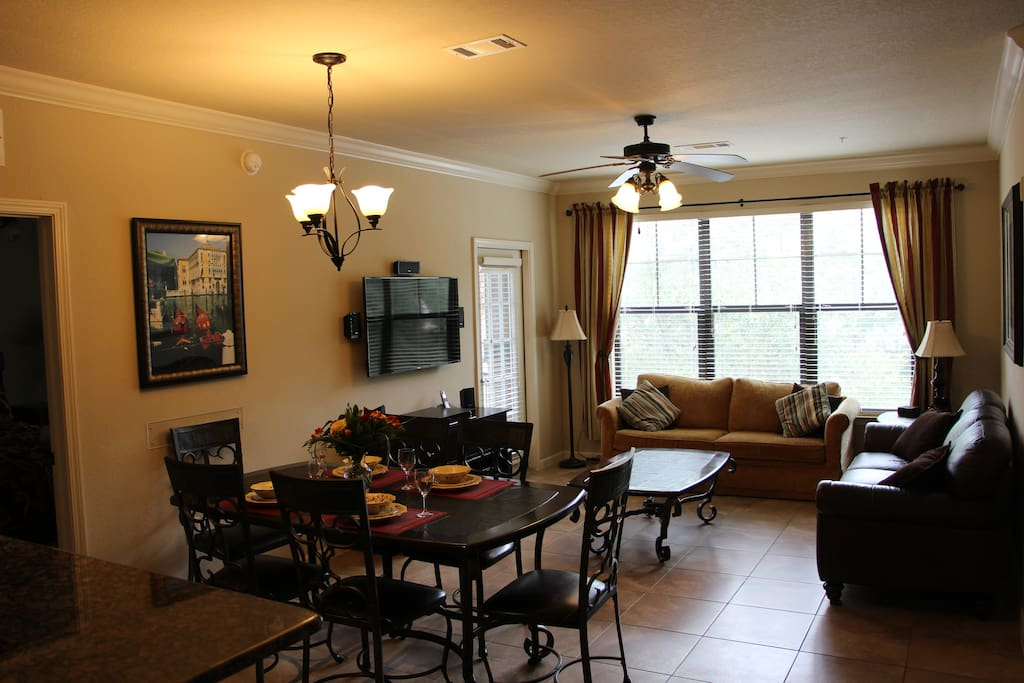BP623 Dinning and living room