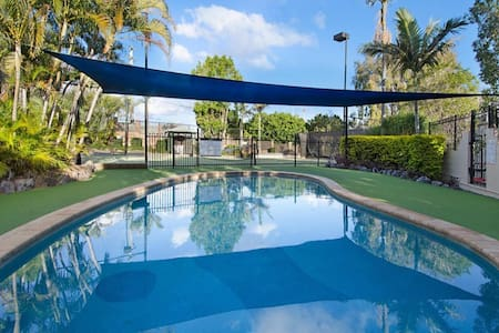 Close to all -  Enjoy and Relax! - Mount Gravatt East - Adosado
