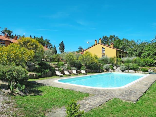 """Il porcino"" cottage - near San Gimignano - Gambassi Terme"