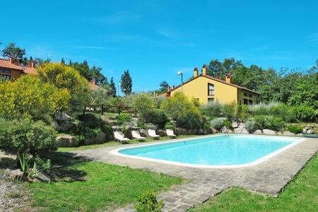 """Il porcino"" cottage - near San Gimignano - Gambassi Terme - 獨棟"