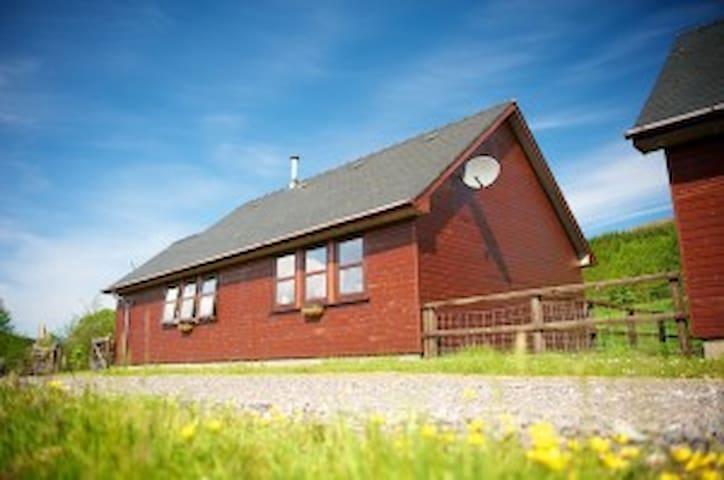 Strath Cottage at Tulloch Farm