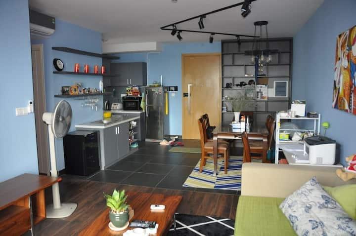 Cozy 2BR luxury apartment Vista Verde
