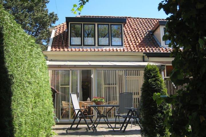 Maison de vacances chaleureuse située dans le centre d'Enkhuizen.