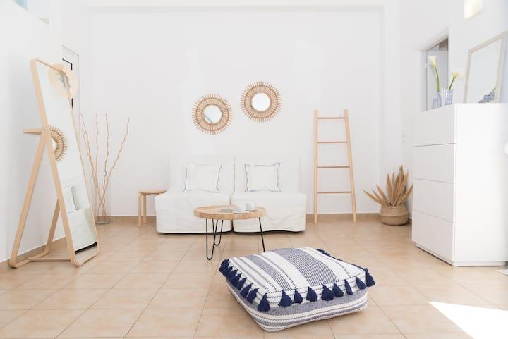 Rafaela Apartments: Blue Apartment with Sea View