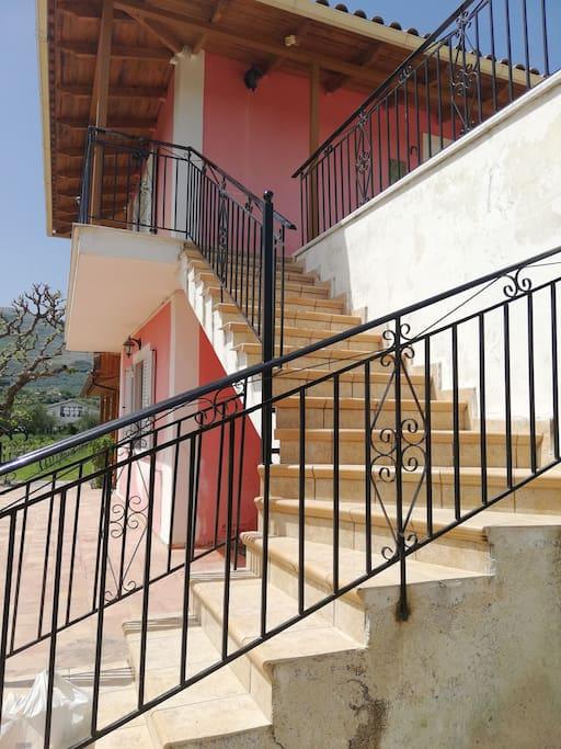 Paliorouga lodge case in affitto a zakynthos ionian - Riscaldamento alternativo in casa in affitto ...