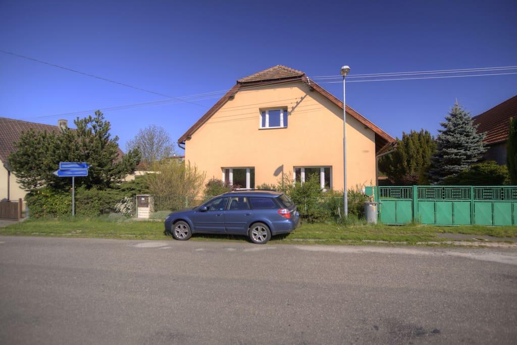 The house_Kožlí 97
