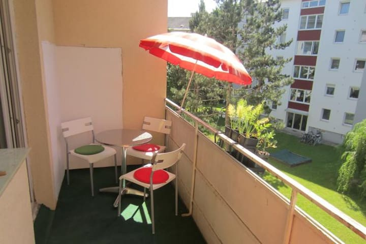 Fully Equipped Apartement