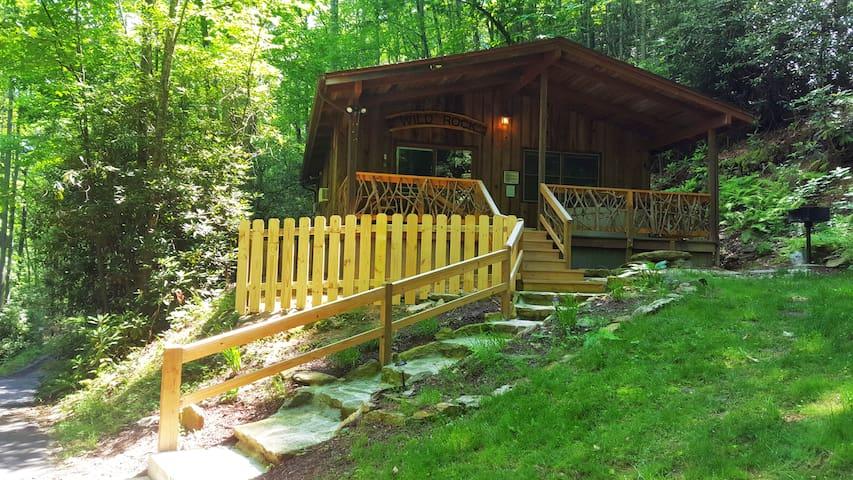 Wild Rock Cottage