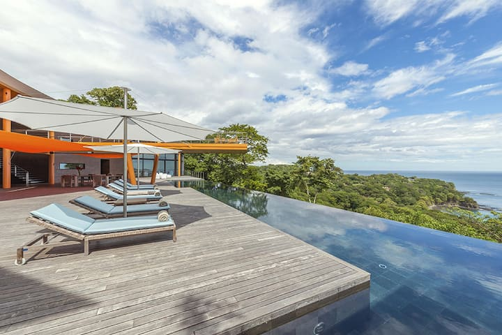 6bd New finished Villa great views