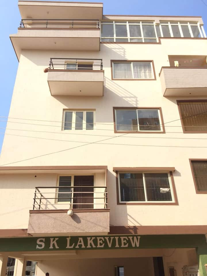 6 Safe, friendly and affordable residential flat
