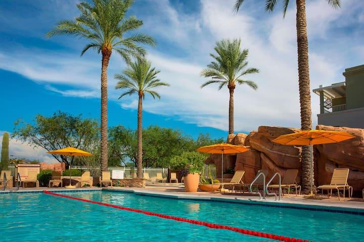 Marriott's Phoenix Canyon Villas Studio