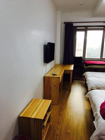 长白山温泉谷公寓