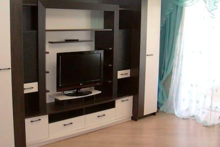Уютная квартира рядом с набережной - Тверь - Apartamento