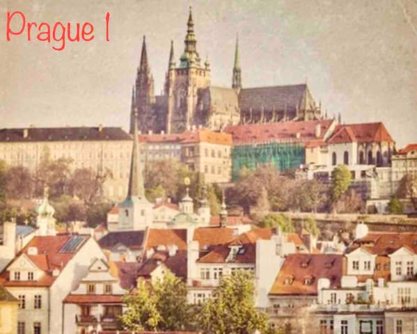 "3 bedrooms APT Prague 1-  ""HISTORIC CITY CENTER"""