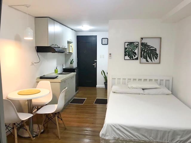 Cozy Studio for Two in Ortigas
