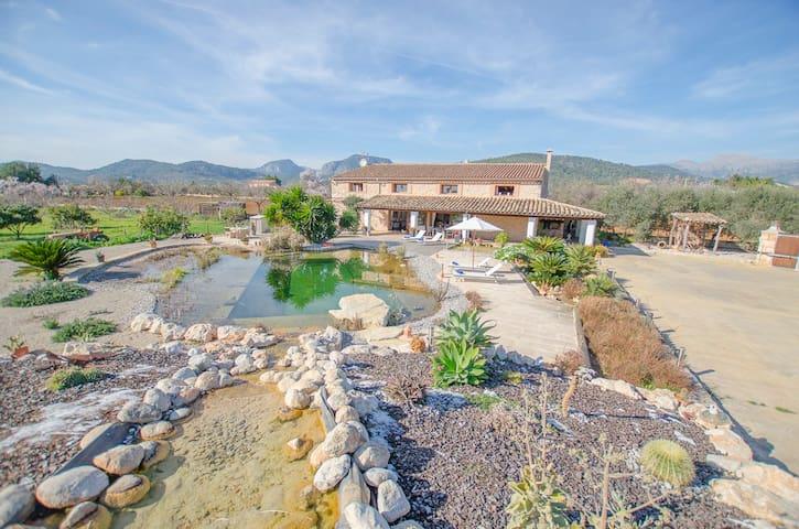 Villa ecologica para 4 persona