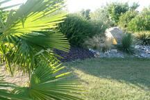 Notre Jardin/Our Garden