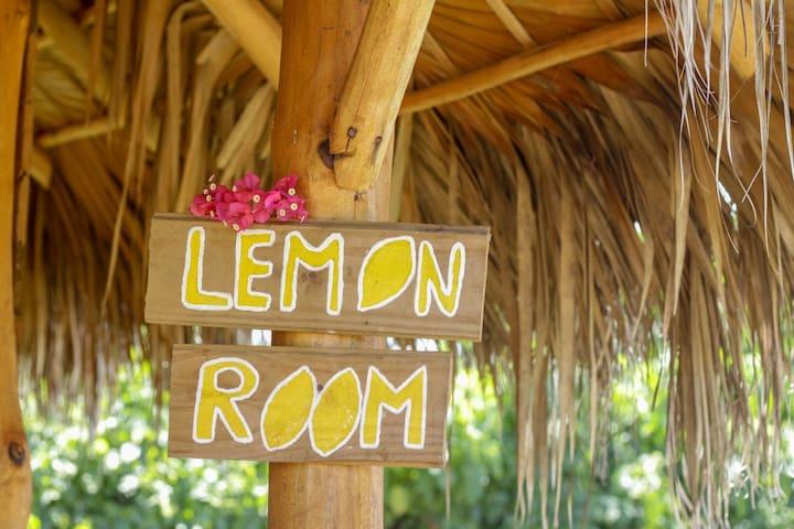 Samana Ecolodge, the Lemon Room Meals Included