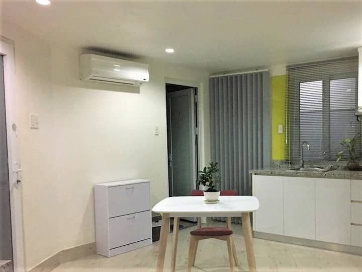 45/11 PHAM VIET CHANH street, district 1 for rent